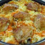 Рис с курицей в духовке, очень вкусная идея к обеду
