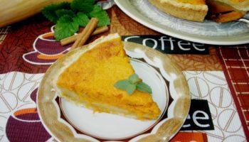 Тыквенный торт: чудесный рецепт выпечки из тыквы!