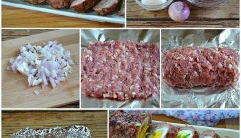Из этого рецепта вы узнаете, как приготовить мясной рулет с яйцом в духовке, чтобы у вас получился настоящий шедевр