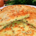 Ленивые хачапури на завтрак