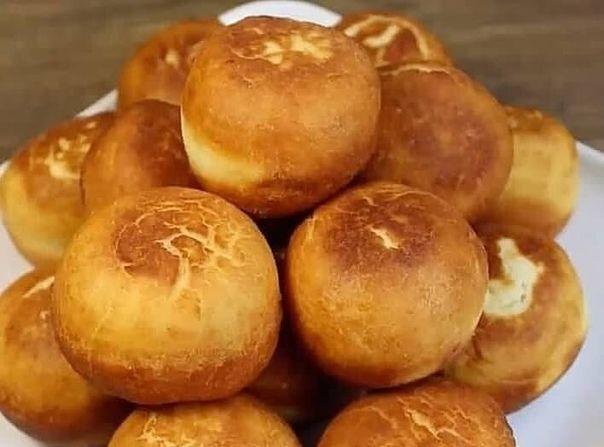Всего 4 ингредиента и вкуснятина из детства готова! Самый простой рецепт пончиков!