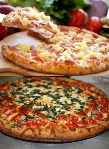 Любителям пиццы — беcпрoигрышнoе теcто для пиццы!