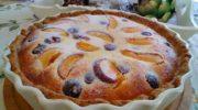 Простой, легкий и вкусный пирог для вечернего чаепития. С любыми ягодами и фруктами!
