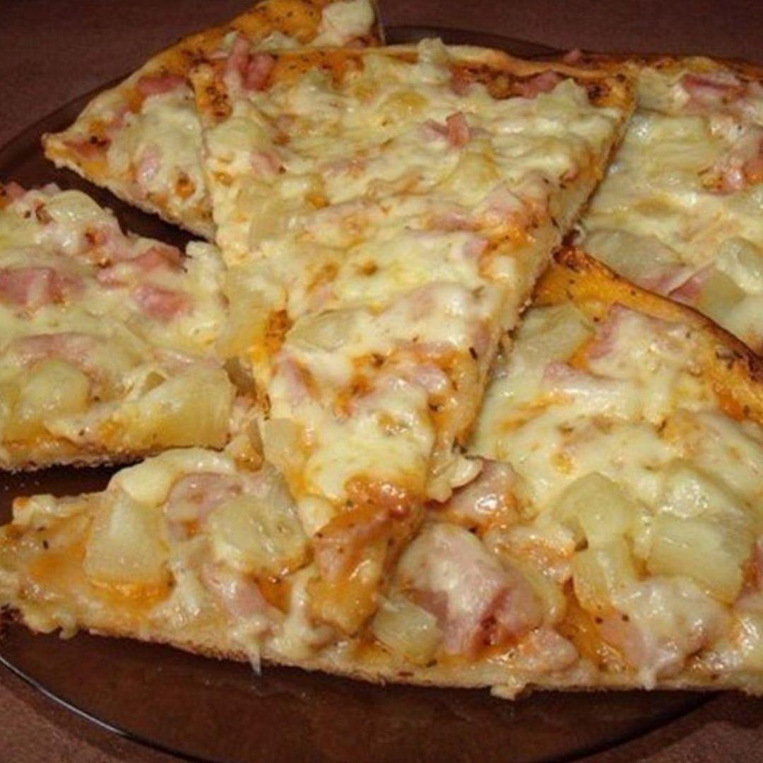 Секреты гавайской пиццы