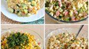 Самый популярный и любимый салатик!