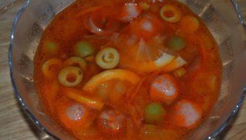 Самый простой и вкусный суп!