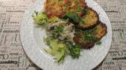 Драники картофельные с шампиньонами и сметаной, рецепт с фото и видео