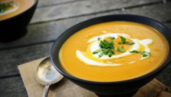 Тыквенный суп-пюре со сливочным вкусом, рецепт с фото и видео