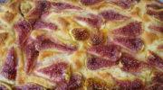 Пирог с инжиром на кислом молоке, рецепт с фото