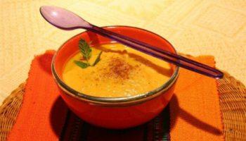 Тыквенный суп-пюре с курицей и картофелем для детей, рецепт с фото и видео