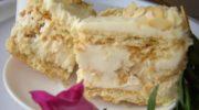 Киевский торт «Акилежна» с грецкими орехами, рецепт с фото