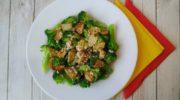 Салат из брокколи — детокс после новогодних праздников!