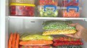 Непривычные овощи и фрукты, которые можно заморозить