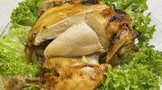 Курица в рукаве запеченая в духовке!
