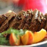 Мясной деликатес для торжественного случая