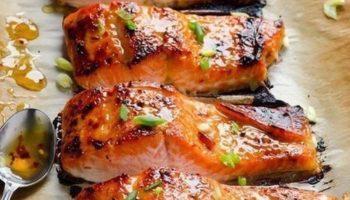 Вкуснейшая рыба запечённая в фольге