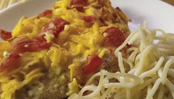 Отбивное куриное филе с сыром и помидорами в духовке, рецепт с фото и видео