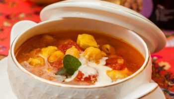 Куриный суп Масала