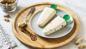 Арахисовое мороженое