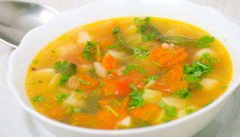 Постные блюда на каждый день: сытный супчик и картофель по-деревенски