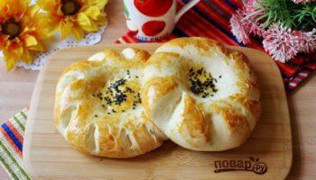 Узбекская лепешка «Оби Нон»