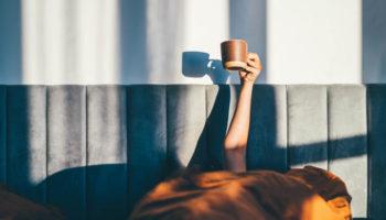 Кофе на рассвете — худшее, что вы можете сделать для своего тела