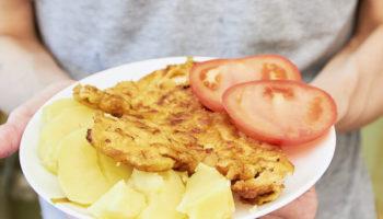Куриное филе в сырном кляре на сковороде, рецепт с фото и видео