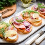 Датские бутерброды