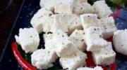 Сыр Фета из кефира в домашних условиях