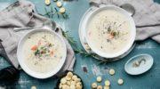 Турецкий рисовый суп