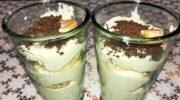 Десерт «Рай для двоих»