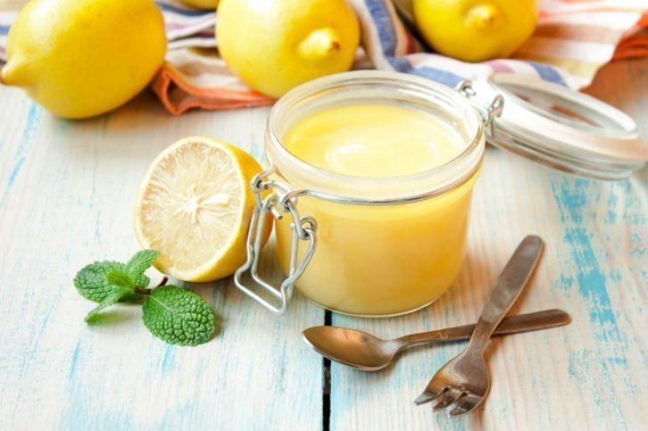 Лимонно-сливочный крем