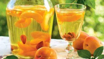 Домашний абрикосовый ликер: лучшие воспоминания о лете.