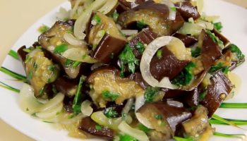 Закуска «Баклажаны, как грибы»