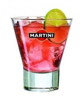 "Коктейль ""Martini-Tea"""