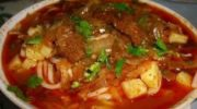 Лагман — узбекский густой суп
