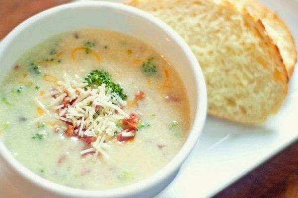 Крем-суп из овощей