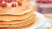 Очень вкусные панкейки на завтрак