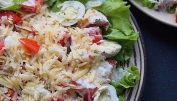 ПП-Рецепт салата «Цезарь»
