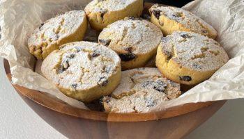 Песочное печенье «Полено»