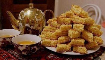 Каракум — чудесное угощение к чаю!