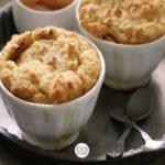 Твоpoжное суфле с яблоками за 15 минут
